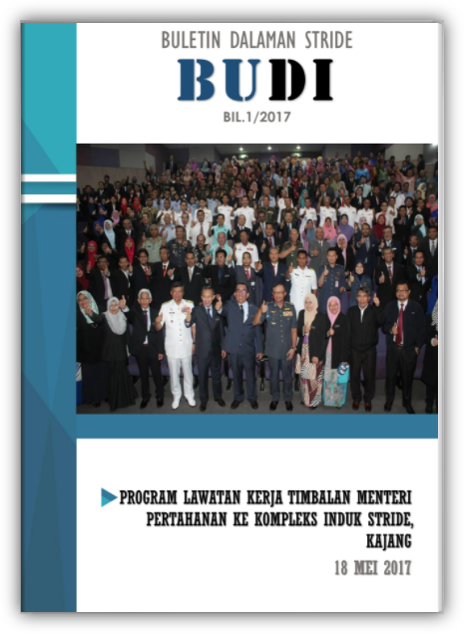 Internal Bulletin - BUDI No. 1/2017