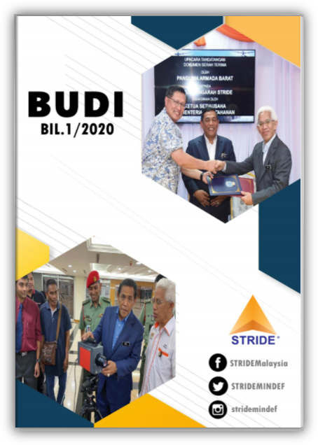 Internal Bulletin - BUDI No. 1/2020