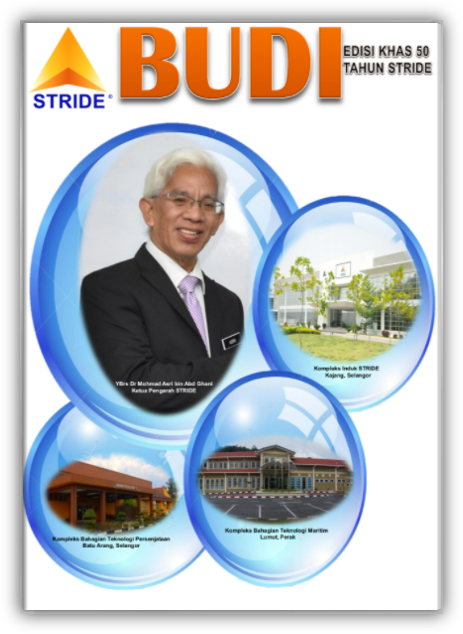Internal Bulletin - BUDI Special Edition STRIDE'S 50 Years